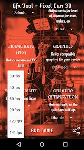 GFX TOOL FOR PIXEL GUN 3D