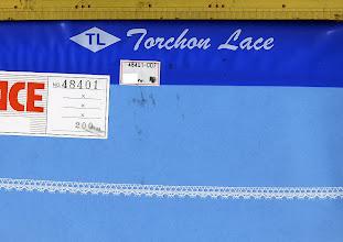 Photo: №48401-00トーション白:巾10mm