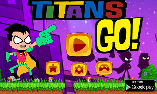 Jungle Titans Go Adventure - náhled