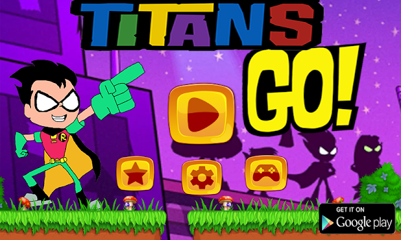 Jungle Titans Go Adventure