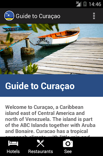 Free guide to Curaçao