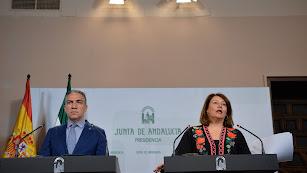 La consejera explicó los pormenores del Plan Estratégico 2019-2022