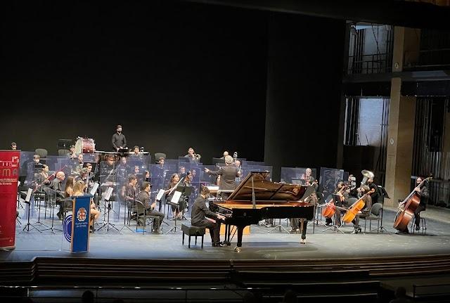 En la categoría B, el ganador es Alberto Quirante, piano.