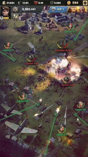 Dead Empire: Zombie War screenshots 6