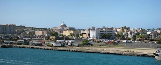 Photo: San Juan port