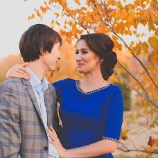 Wedding photographer Svetlana Gagkoeva (svetlanafoto5). Photo of 20.11.2015