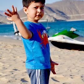 Yes What ? by Nadeem M Siddiqui - Babies & Children Children Candids
