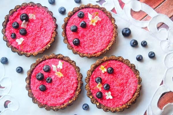 Raspberry Tarts Recipe