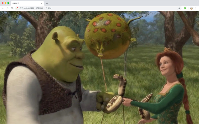 Shrek HD Wallpapers New Tabs Popular Themes