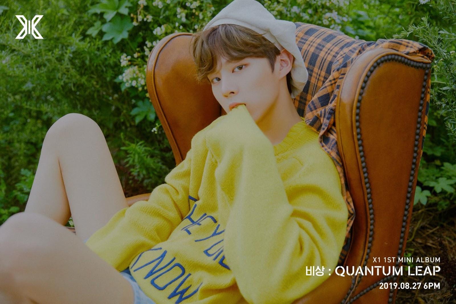 kim wooseok teaser