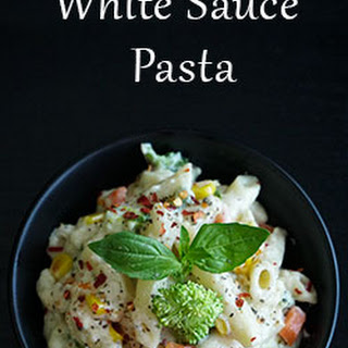 Low Calorie White Sauce For Pasta Recipes.