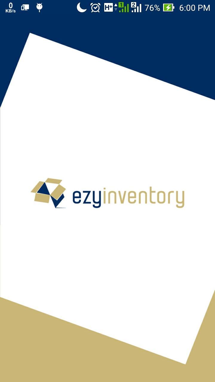 Скриншот EzyInventory