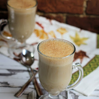 Hot Pumpkin Nog Recipe (Non-Dairy)