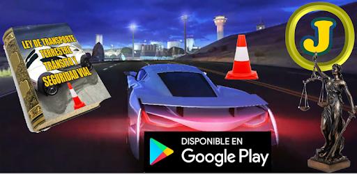 Ley de transporte terrestre tránsito y seguridad - Apps on Google Play
