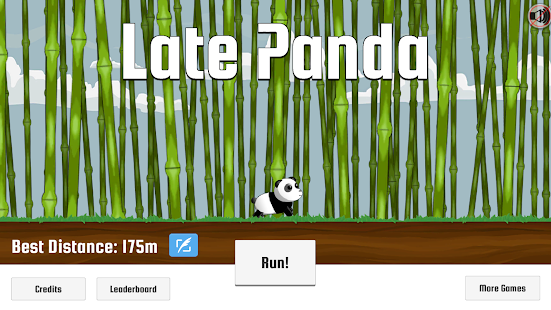 Late Panda- screenshot thumbnail