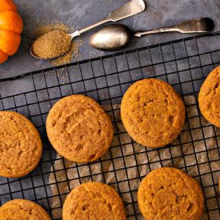 Vegan Pumpkin Pie Snickerdoodles Recipe