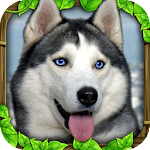 Stray Dog Simulator Icon