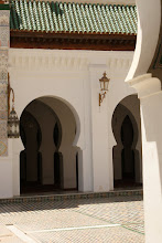 Photo: Medersa (Koranic school), Fes