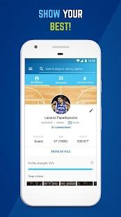 Αthlenda - Global Basketball Network - náhled