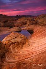 Photo: The Swirls, Vermilion Cliffs, AZ
