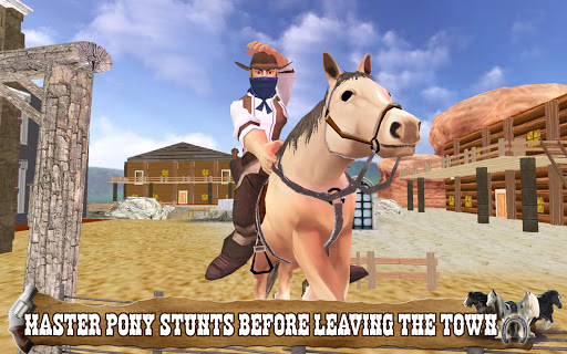 Cowboy Horse Riding Simulation  gameplay | by HackJr.Pw 3