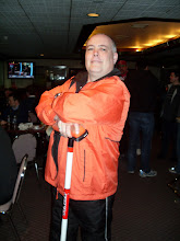 Photo: Here Paul Cousineau stands at the ready.
