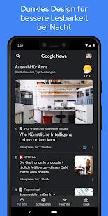 Google News – Top-Schlagzeilen aus aller Welt Screenshot