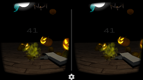 PumpkinVR for Cardboard- screenshot thumbnail