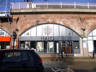 Halo Hairdressers In City Centre Leeds