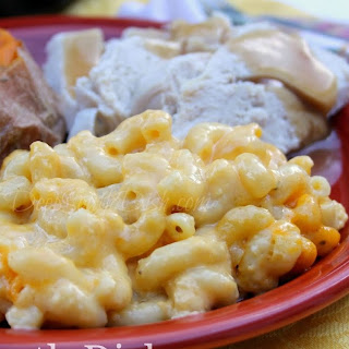 Southern Style Big Batch Super Creamy Macaroni and Cheese
