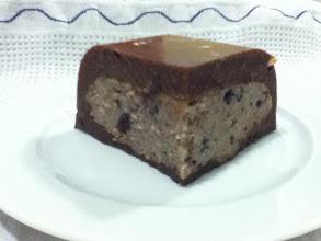 Photo: Amasake y su pastel