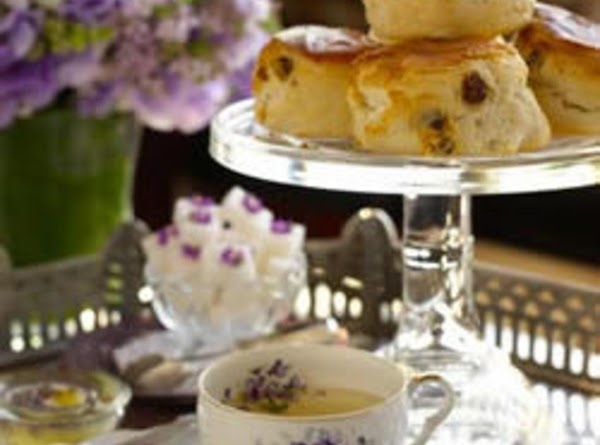 Afternoon Tea With Scones And Clotted Cream Recipe