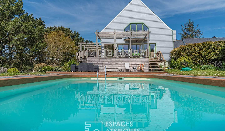 Maison avec piscine Clohars-carnoet