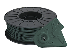 Dark Green PRO Series PLA Filament - 2.85mm (1kg)