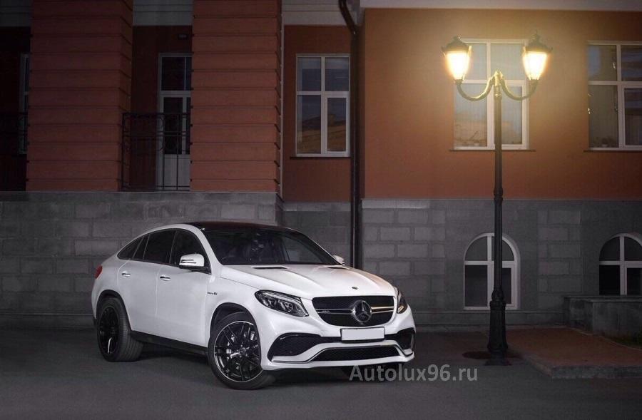 Mercedes-Benz GLE coupe в Екатеринбурге