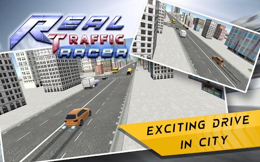 Heavy Traffic Racing 3D apktram screenshots 5