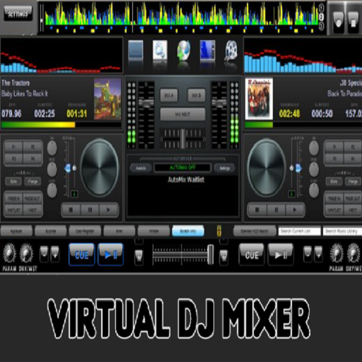 Virtual dj 8 free download full version apk | VirtualDJ 8