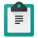 Material Notes: Colorful notes icon