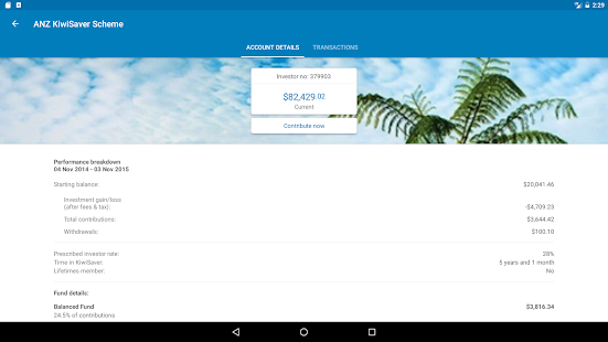 Anz Personal Banking Mobile