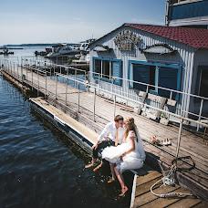 Wedding photographer Aleksandr Geraskin (geraskin). Photo of 14.01.2017