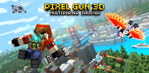 Pixel Gun 3D: Shooting games & Battle Royale APK
