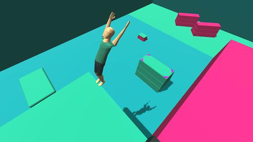 Flip Trickster - Parkour Simulator  screenshots 5