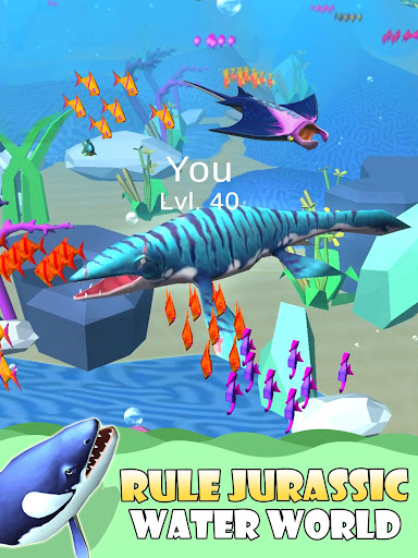 Dino Water World 3D modavailable screenshots 6