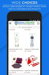 GoalSquad- screenshot thumbnail