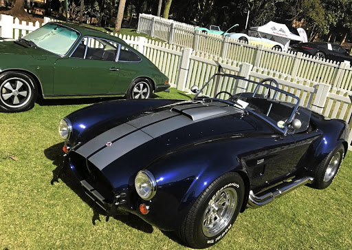 2017 saw a number of strong entries including exotic, classic and resto mods like this class-wining AC Cobra. Picture: MOTORPRESS