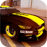 Car Racing Ford Game Icon