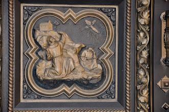 Photo: St. Francis receives the stigmata