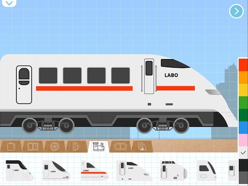 Labo Brick Train Build Game For Kids & Toodlers apkdebit screenshots 13