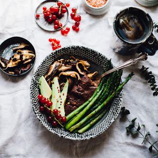 Savory Teff Porridge Breakfast Bowl