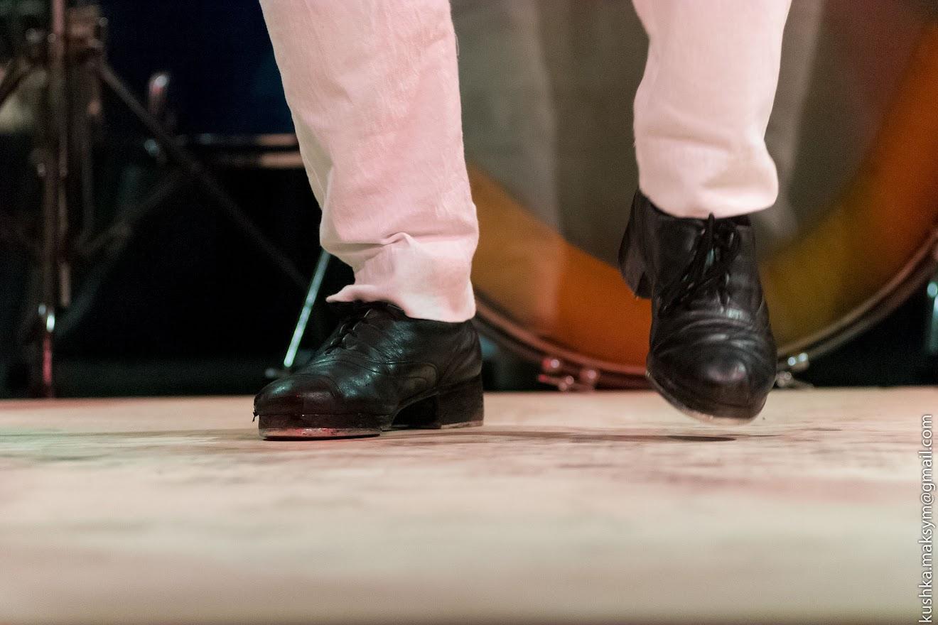 «Flame Tap» - тахікардія пристрасної музики ніг